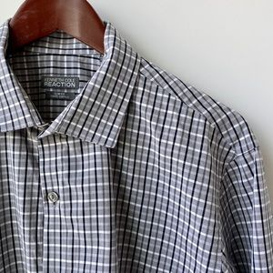Kenneth Cole Reaction Button Up Dress Shirt